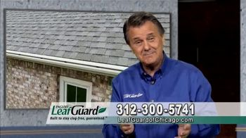 LeafGuard of Chicago $99 Install Sale TV Spot, 'Old Gutters Can Do Damage' - Thumbnail 4