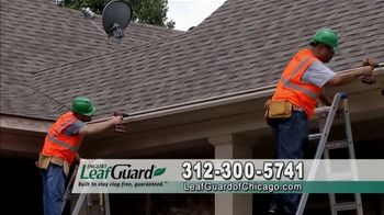 LeafGuard of Chicago $99 Install Sale TV Spot, 'Old Gutters Can Do Damage' - Thumbnail 5