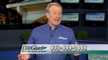 LeafGuard of Colorado $99 Install Sale TV Spot, 'Mother Nature Never Takes the Day Off' - Thumbnail 4