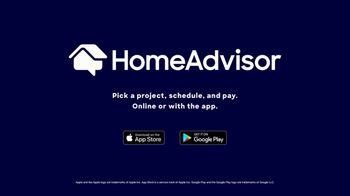 HomeAdvisor TV Spot, 'Fix Your Everything: Montage' - Thumbnail 8