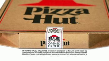 Pizza Hut TV Spot, 'Safety' - Thumbnail 5