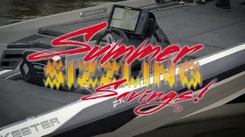 Skeeter Boats Summer Sizzling Savings TV Spot, 'ZX190 and ZX250'
