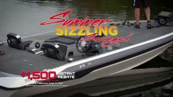 Skeeter Boats Summer Sizzling Savings TV Spot, 'ZX190 and ZX250' - Thumbnail 3