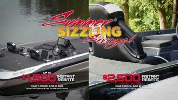 Skeeter Boats Summer Sizzling Savings TV Spot, 'ZX190 and ZX250' - Thumbnail 4