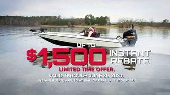 Skeeter Boats Summer Sizzling Savings TV Spot, 'ZX190 and ZX250' - Thumbnail 6
