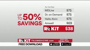 ROKiT Phones TV Spot, 'Sick of Waiting Rooms?' - Thumbnail 8