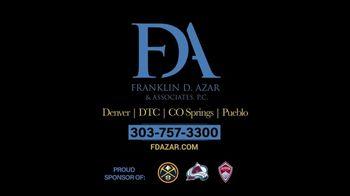 Franklin D. Azar & Associates, P.C. TV Spot, 'Car Wreck' - Thumbnail 7