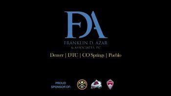 Franklin D. Azar & Associates, P.C. TV Spot, 'Car Wreck' - Thumbnail 6