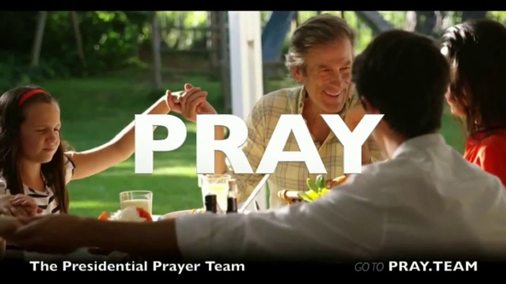 The Presidential Prayer Team TV Commercial, '2020 National Day of Prayer: The Largest Prayer Event'