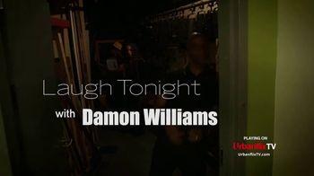UrbanflixTV TV Spot, 'Laugh Tonight With Damon Williams' - Thumbnail 3