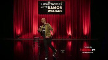 UrbanflixTV TV Spot, 'Laugh Tonight With Damon Williams' - Thumbnail 4