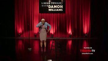UrbanflixTV TV Spot, 'Laugh Tonight With Damon Williams' - Thumbnail 7
