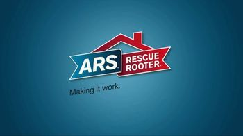 ARS Rescue Rooter TV Spot, 'Here to Help' - Thumbnail 7