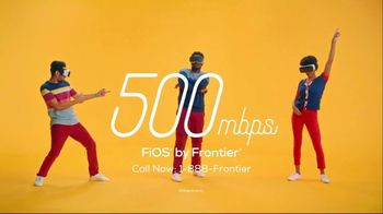 FiOS by Frontier TV Spot, 'Speed Freaks: $10 Router Service Fee' - Thumbnail 6