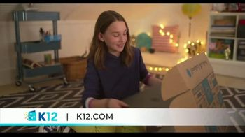 K12 TV Spot, 'Education for Any ONE: Where I Need to Be'