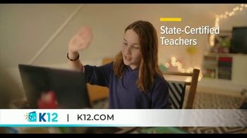 K12 TV Spot, 'Education for Any ONE: Where I Need to Be' - Thumbnail 4