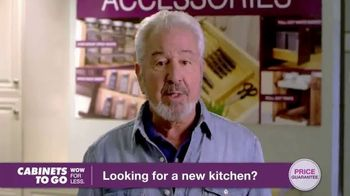 Cabinets To Go TV Spot, 'Looking for New Kitchen Cabinets' Featuring Bob Vila - Thumbnail 6