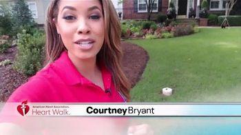 American Heart Association TV Spot, '2020 Atlanta Heart Walk: Going Virtual' - Thumbnail 6