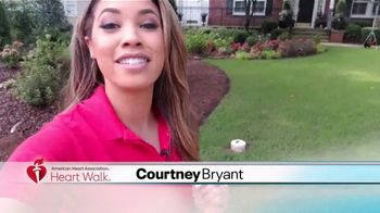 American Heart Association TV Spot, '2020 Atlanta Heart Walk: Going Virtual' - Thumbnail 7