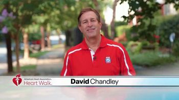 American Heart Association TV Spot, '2020 Atlanta Heart Walk: Going Virtual'