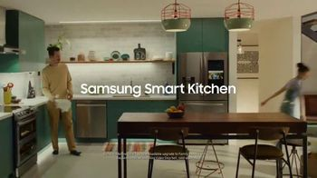 Samsung Home Appliances TV Spot, 'Connected Appliances: Recipes' Song by Beginners & Freedo - Thumbnail 9
