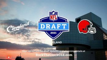 Destination Cleveland TV Spot, 'Home of the 2021 NFL Draft' - Thumbnail 9