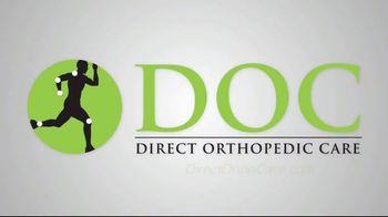 Direct Orthopedic Care TV Spot, 'New Sports Season' - Thumbnail 8