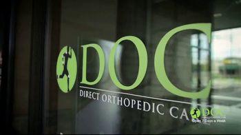 Direct Orthopedic Care TV Spot, 'New Sports Season' - Thumbnail 3