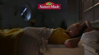 Nature Made Melatonin Gummies TV Spot, 'You vs. Your Racing Mind' - Thumbnail 1