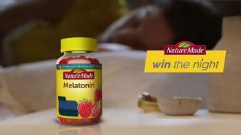 Nature Made Melatonin Gummies TV Spot, 'You vs. Your Racing Mind' - Thumbnail 6