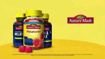 Nature Made Melatonin Gummies TV Spot, 'You vs. Your Racing Mind' - Thumbnail 8