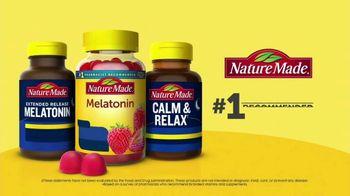 Nature Made Melatonin Gummies TV Spot, 'You vs. Your Racing Mind' - Thumbnail 9