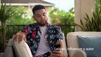 T-Mobile TV Spot, 'Coverage' con LeJuan James [Spanish]