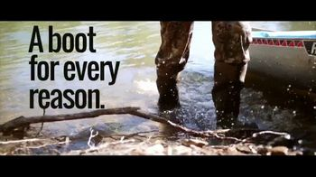 Dryshod TV Spot, 'A Boot for Every Season, A Boot for Every Reason' - Thumbnail 4