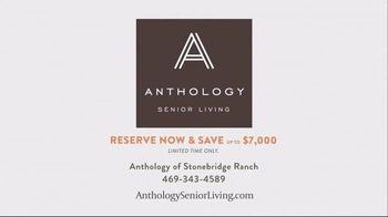 Anthology Senior Living TV Spot, 'High Quality Assisted Living: Save Up to $7,000' - Thumbnail 10