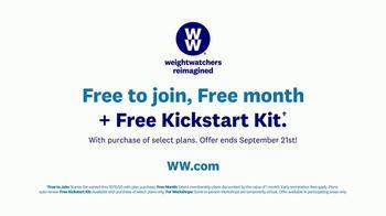 WW App TV Spot, 'Easier: Triple Play: Kickstart Kit' - Thumbnail 9