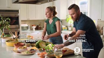 WW App TV Spot, 'Easier: Triple Play: Kickstart Kit' - Thumbnail 4