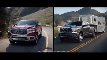 Ram Trucks Power Days TV Spot, 'Shift' [T2]