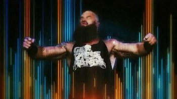 WWE Shop TV Spot, 'Bring It On: Save 25% off Titles and 40% off Tees' - Thumbnail 1