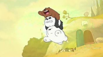 Cartoon Network Arcade TV Spot, 'We Bare Bears Movie'