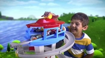 Paw Patrol True Metal Adventure Bay Rescue Way TV Spot, 'Race to the Rescue'
