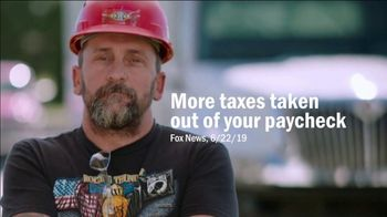 Donald J. Trump for President TV Spot, 'What High Taxes Mean for You'