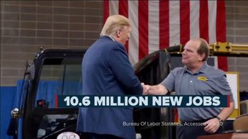 Donald J. Trump for President TV Spot, 'What High Taxes Mean for You' - Thumbnail 6
