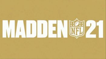 Madden NFL 21 TV Spot, 'The Spokesplayer:  Human Skill Stick' Song by Anderson .Paak - Thumbnail 9