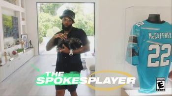 Madden NFL 21 TV Spot, 'The Spokesplayer:  Human Skill Stick' Song by Anderson .Paak - Thumbnail 1
