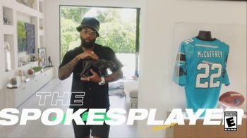 Madden NFL 21 TV Spot, 'The Spokesplayer:  Human Skill Stick' Song by Anderson .Paak - Thumbnail 2