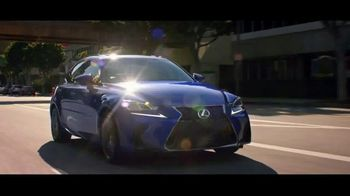 Lexus IS F Sport TV Spot, 'Desafíos' [Spanish] [T2] - Thumbnail 8