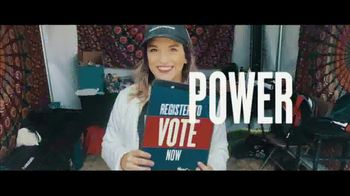 HeadCount TV Spot, 'Register to Vote' Song by The Isley Brothers - Thumbnail 9