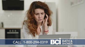 BCI Bath & Shower TV Spot, 'Old and Worn Out: $500 Off First 100 Callers' - Thumbnail 2