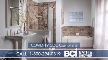 BCI Bath & Shower TV Spot, 'Old and Worn Out: $500 Off First 100 Callers' - Thumbnail 4